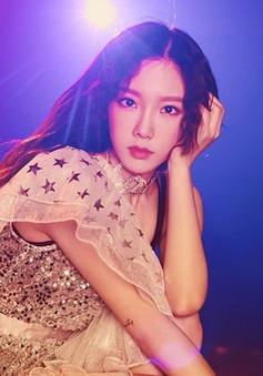 """Taeyeon (SNSD) rục rịch tung """"bom tấn"""" vào cuối năm"""