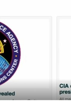 Mỹ điều tra vụ rò rỉ tài liệu mật của CIA
