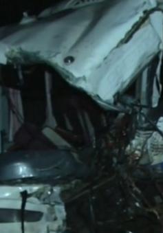Tai nạn giao thông nghiêm trọng tại Thanh Hóa