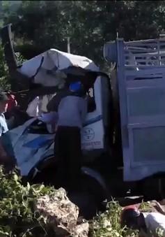 Lại xảy ra vụ tai nạn giao thông đường sắt ở Bình Định