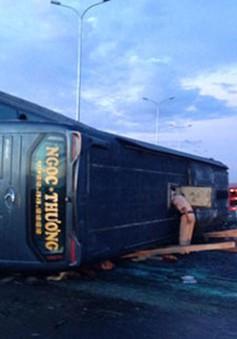 Tai nạn trên cao tốc Long Thành - Dầu Giây, hàng chục người thương vong