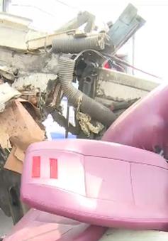 Giải quyết hậu quả vụ tai nạn giao thông làm 5 người thiệt mạng ở Bình Định