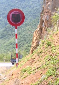 Hòa Bình: Liên tiếp xảy ra tai nạn do thiếu biển báo tốc độ