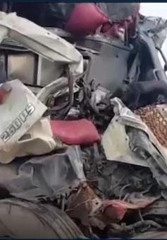Tai nạn giao thông nghiêm trọng, 2 người tử vong