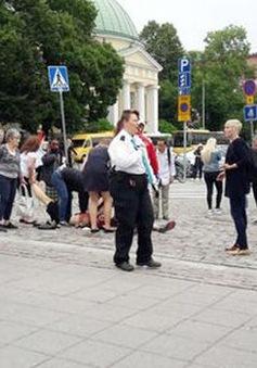 Tấn công bằng dao tại Phần Lan