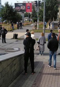 IS nhận trách nhiệm vụ tấn công bằng dao tại Nga