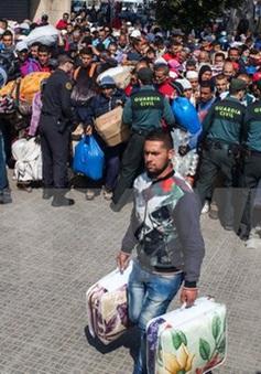 Tấn công bằng dao tại biên giới Maroc và Tây Ban Nha