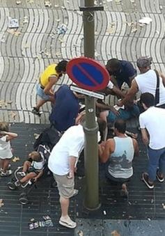 Thế giới kịch liệt lên án vụ tấn công bằng xe tải tại Tây Ban Nha