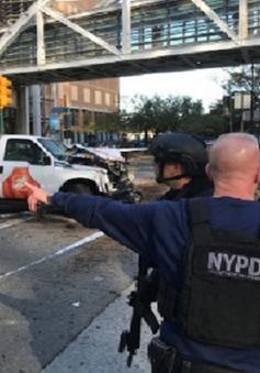 IS tuyên bố thực hiện vụ tấn công ở New York, Mỹ