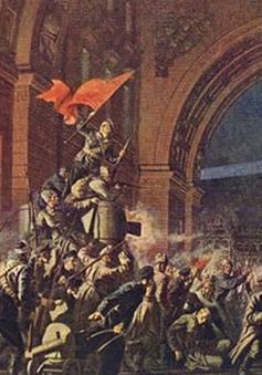 Nước Nga và cuộc Cách mạng tháng Mười
