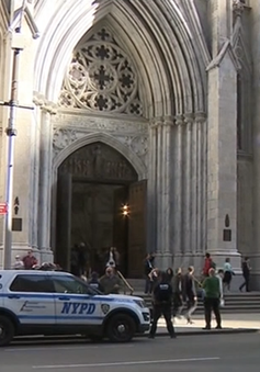 New York tăng cường an ninh sau vụ khủng bố ở Ai Cập