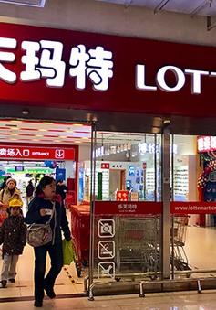 Lotte cân nhắc bán chuỗi siêu thị tại Trung Quốc