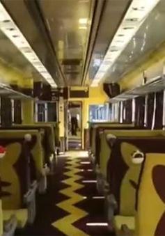 Trải nghiệm tàu hỏa Pikachu ở Nhật Bản