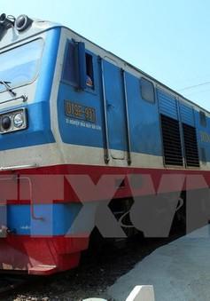 Khai trương tuyến vận tải đường sắt Việt Nam-Tây Nam Trung Quốc