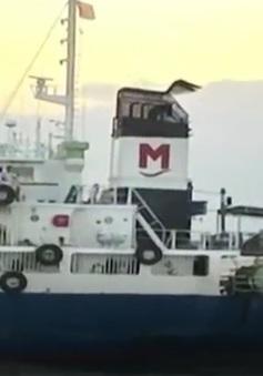 Malaysia bắt hải tặc tấn công tàu chở dầu Thái Lan