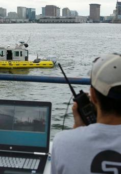 Mỹ phát triển tàu thủy tự lái