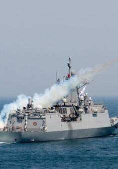 Hàn Quốc tập trận bắn đạn thật nhằm đối phó Triều Tiên