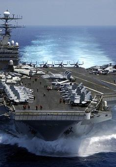Triều Tiên tuyên bố sẵn sàng đánh chìm tàu sân bay Mỹ
