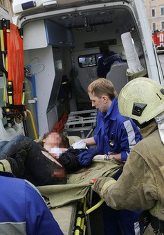 Nổ tại ga tàu điện ngầm ở Nga: Phát lệnh truy nã 2 đối tượng tình nghi