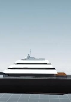 Na Uy công bố kế hoạch chế tạo tàu thủy lớn nhất thế giới