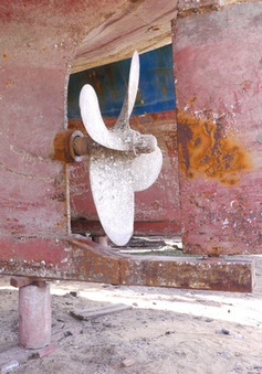 Kỷ luật cán bộ liên quan tới vụ tàu cá vỏ thép bị hỏng