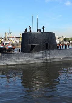 Tin nhắn cuối cùng từ tàu ngầm Argentina thông báo sự cố chập điện