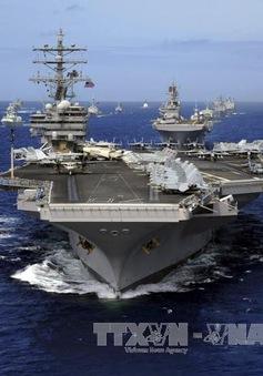 Mỹ tăng cường an ninh tại khu vực Ấn Độ Dương và Thái Bình Dương
