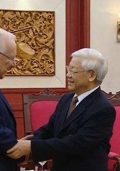 Sự phát triển tốt đẹp trong quan hệ hợp tác Việt Nam - Israel