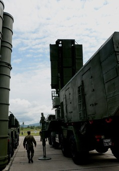 Thổ Nhĩ Kỳ mua hệ thống phòng thủ tên lửa S-400 của Nga