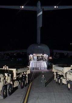 Mỹ bắt đầu triển khai hệ thống THAAD tại Hàn Quốc
