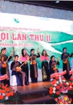 Đại hội lần 2 Hội người Thái Nguyên tại Cộng hòa Czech