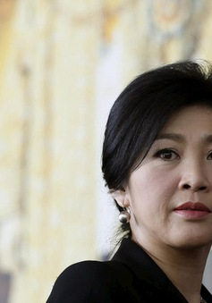 Thái Lan xác nhận cựu Thủ tướng Yingluck tới Anh