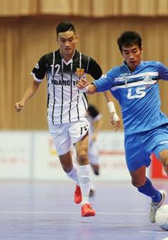 Vòng 15 Giải futsal VĐQG HDBank 2017: Thái Sơn Nam gia cố ngôi đầu bảng