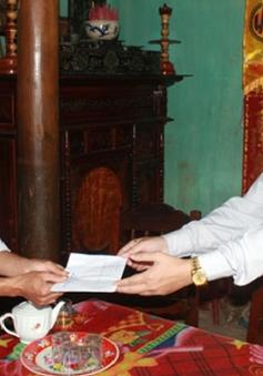 Kiên Giang: Thăm hỏi nạn nhân và gia đình có người tử nạn vì TNGT