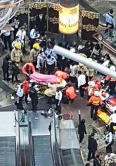 Hong Kong (Trung Quốc): Thang cuốn bất ngờ đảo chiều, ít nhất 18 người bị thương
