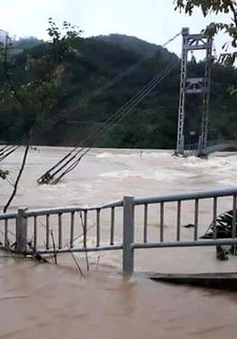 Thanh Hóa: 5 người chết, 3 người bị thương và 3 người mất tích do mưa lũ