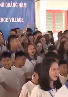 Hoạt động xã hội gắn kết thanh niên Diễn đàn Tiếng nói Tương lai APEC