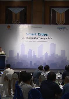 Xây dựng, phát triển thành phố thông minh tại Việt Nam