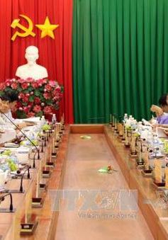Ninh Thuận cần xử lý nghiêm các vụ án tham nhũng, kinh tế nghiêm trọng, phức tạp
