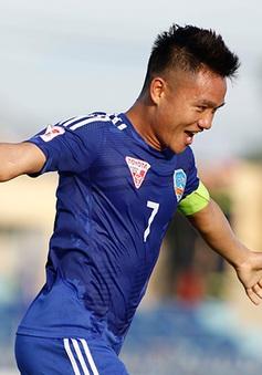 Than Quảng Ninh 1-3 Quảng Nam: Thanh Trung lập hat-trick, Quảng Nam mở hội ngay trên sân Cẩm Phả