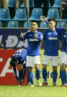Mạc Hồng Quân nhận thẻ đỏ, Than Quảng Ninh thất bại sát nút trên sân của Home United