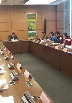 Quốc hội thảo luận ở tổ 2 Dự thảo Luật