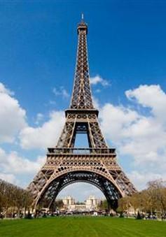 Pháp lên kế hoạch nâng cấp tháp Eiffel