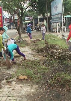 """Nhiều hoạt động hưởng ứng Chiến dịch """"Làm cho thế giới sạch hơn"""""""