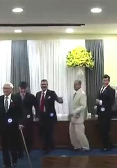 Cuộc thi sắc đẹp dành cho các cụ ông tại Brazil