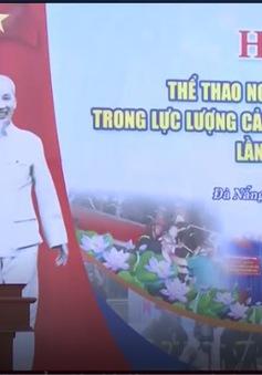 114 vận động viên tham gia Hội thao nghiệp vụ cứu nạn, cứu hộ tại TP Đà Nẵng