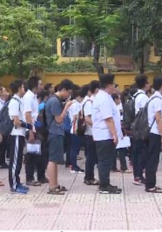 Kỳ tuyển sinh vào lớp 10 tại Hà Nội: Đề không quá khó nhưng không dễ đạt điểm 10