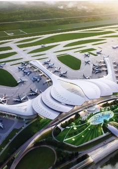 Nhà ga sân bay Long Thành sẽ được xây dựng theo hình hoa sen