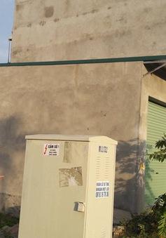 Khu tái định cư không điện, nước ở Hà Nội