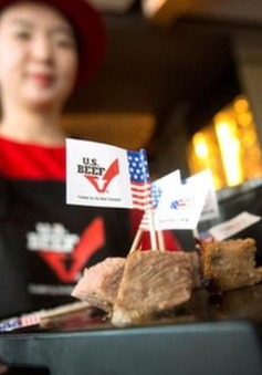 Nhu cầu thịt bò tại Trung Quốc tăng cao khiến Nhật Bản lo lắng